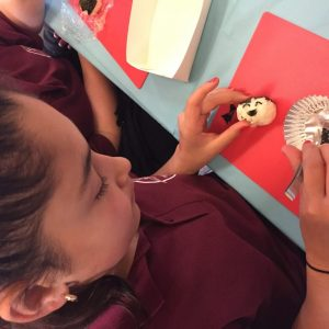 Upper School Japanese Cooking Incursion