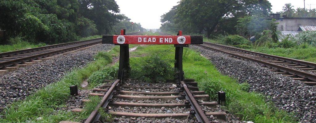 404 Dead End